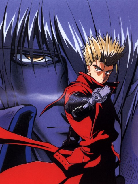 Yasuhiro Nightow, Madhouse, Trigun, Legato Bluesummers, Vash the Stampede
