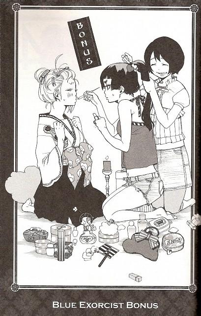 Kazue Katou, A-1 Pictures, Ao no Exorcist, Nii Chan, Noriko Paku