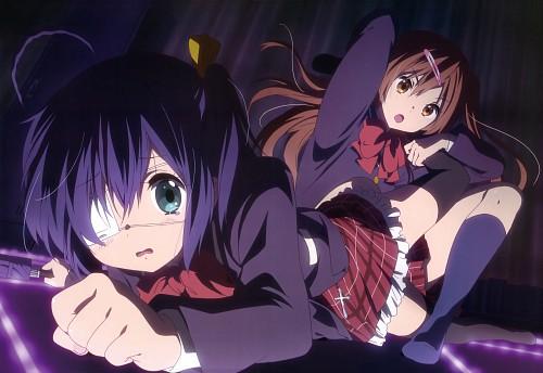 Kazumi Ikeda, Kyoto Animation, Chuunibyou demo Koi ga Shitai!, Shinka Nibutani, Rikka Takanashi