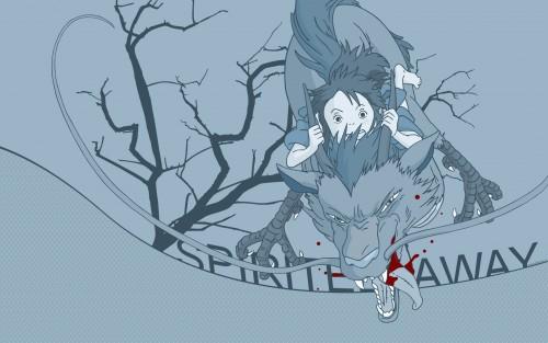 Studio Ghibli, Spirited Away, Haku (Spirited Away), Chihiro Ogino Wallpaper