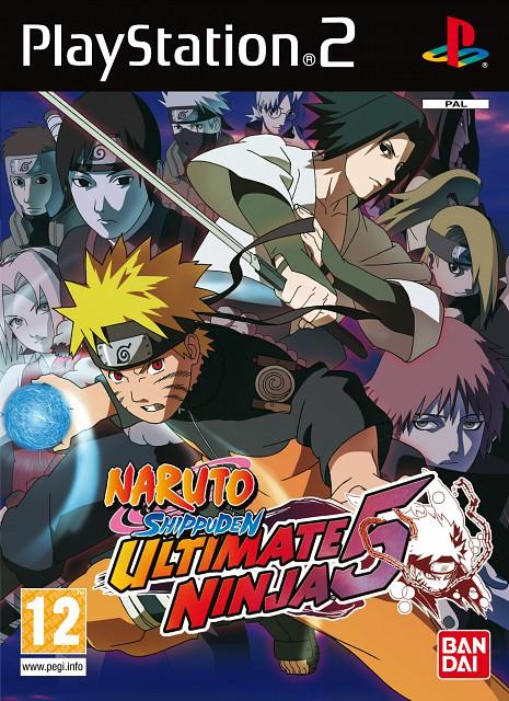 Studio Pierrot, Naruto, Sasuke Uchiha, Orochimaru, Sai