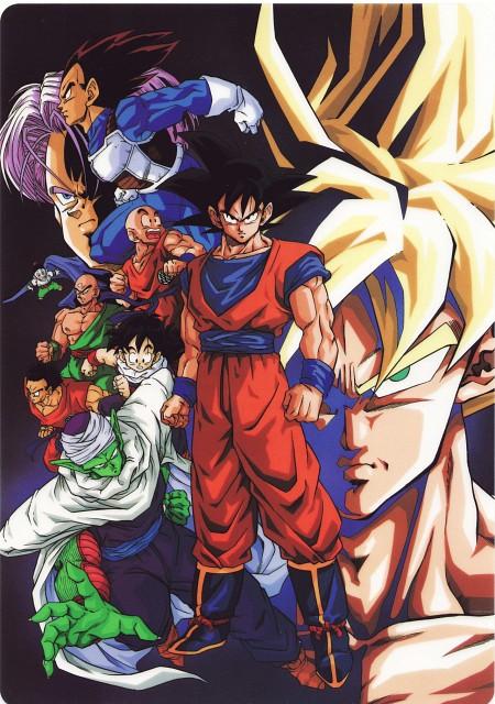 Akira Toriyama, Toei Animation, Dragon Ball, Son Gohan, Trunks