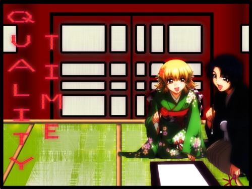 Sunrise (Studio), Mobile Suit Gundam SEED, Cagalli Yula Athha, Athrun Zala Wallpaper