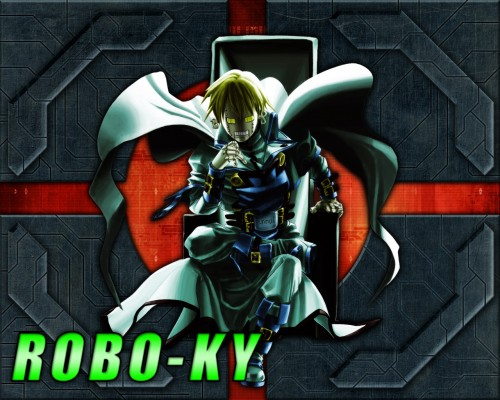 Ark System Works, Guilty Gear, Robo-Ky Wallpaper