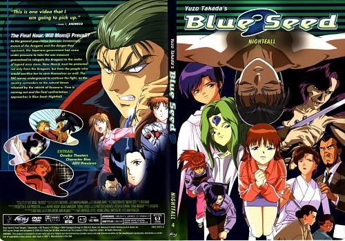 Yuzo Takada, Production I.G, Blue Seed, Mamoru Kusanagi, Ryoko Takeuchi