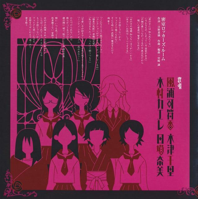 Shaft (Studio), Sayonara Zetsubou Sensei, Harumi Fujiyoshi, Chiri Kitsu, Abiru Kobushi