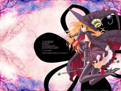 Carnelian, Yami to Boushi to Hon no Tabibito, Lilith (YamiBou) Wallpaper