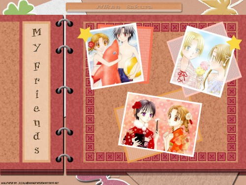 Tachibana Higuchi, Gakuen Alice, Ruka Nogi, Natsume Hyuuga, Hotaru Imai Wallpaper