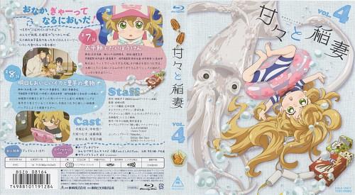 TMS Entertainment, Amaama to Inazuma, Tsumugi Inuzuka, DVD Cover