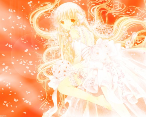 CLAMP, Madhouse, Chobits, Chii Wallpaper