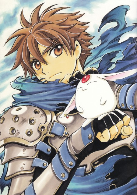 CLAMP, Bee Train, Tsubasa Reservoir Chronicle, Album de Reproductions 2, Mokona