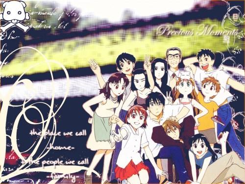 Masami Tsuda, J.C. Staff, Gainax, Kare Kano, Rika Sena Wallpaper