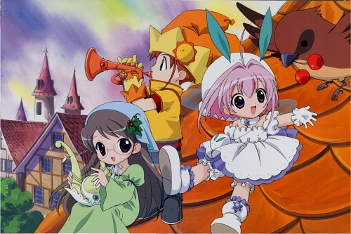 Koge Donbo, A Little Snow Fairy Sugar, Pepper (A Little Snow Fairy Sugar), Sugar (A Little Snow Fairy Sugar), Salt (A Little Snow Fairy Sugar)