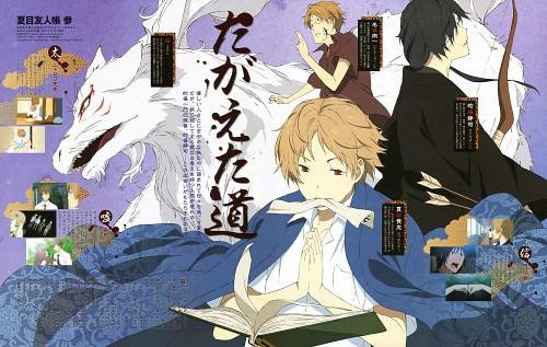 Tomohiro Kishi, Yuki Midorikawa, Brains Base, Natsume Yuujin-Chou, Nyanko-sensei