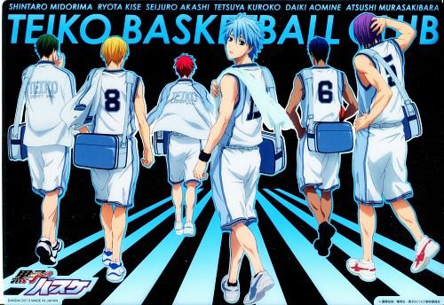 Tadatoshi Fujimaki, Production I.G, Kuroko no Basket, Ryouta Kise, Atsushi Murasakibara