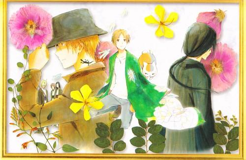 Yuki Midorikawa, Brains Base, Natsume Yuujinchou, Shuuichi Natori, Nyanko-sensei