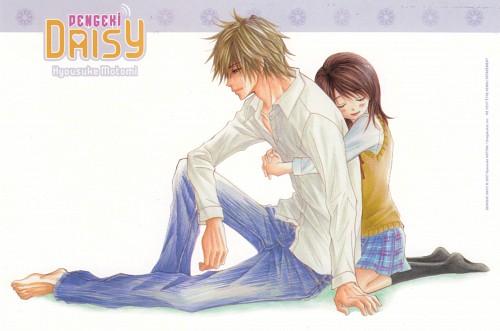 Kyousuke Motomi, Dengeki Daisy, Tasuku Kurosaki, Teru Kurebayashi