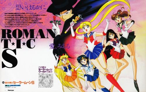 Toei Animation, Bishoujo Senshi Sailor Moon, Sailor Jupiter, Sailor Venus, Sailor Moon