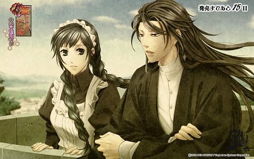 Yuuya (Mangaka), Idea Factory, Hanayakanari Waga Ichizoku, Haru Asagi, Mamoru Miyanomori