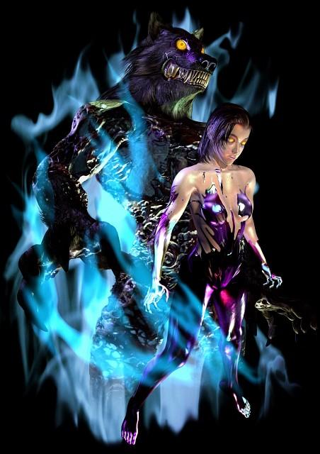 Namco, Tekken, Unknown (Tekken)
