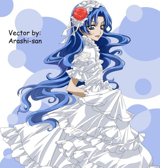 Tsuda Mikiyo, Studio DEEN, Princess Princess, Toru Kouno, Vector Art
