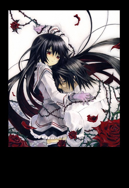 Jun Mochizuki, Crimson Shell, Pandora Hearts ~odds and ends~, Xeno, Claudia