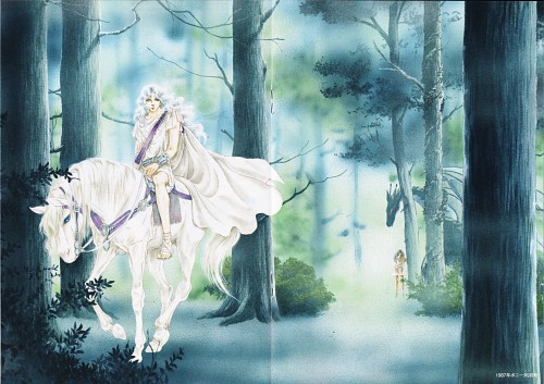 Yuho Ashibe, Crystal Dragon, Arianrhod (Crystal Dragon), Legion
