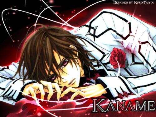 Matsuri Hino, Vampire Knight, Kaname Kuran Wallpaper