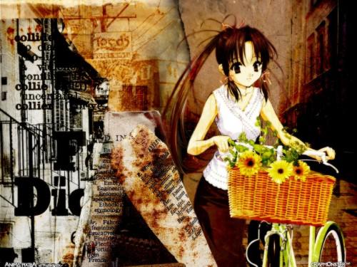 Naoto Tenhiro, Sister Princess, Haruka (Sister Princess) Wallpaper
