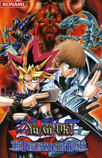 Kazuki Takahashi, Studio Gallop, Yu-Gi-Oh! Duel Monsters, Blue-Eyes White Dragon, Dark Magician
