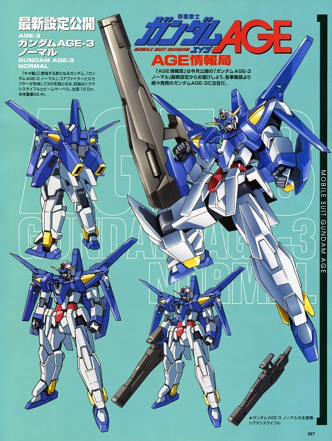 Sunrise (Studio), Mobile Suit Gundam AGE