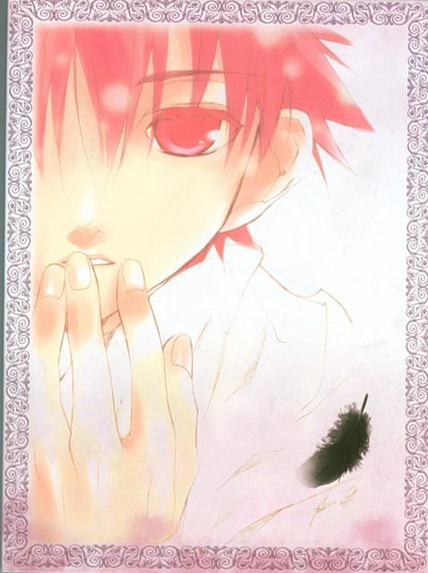 Yukiru Sugisaki, Xebec, D.N.Angel, Daisuke Niwa