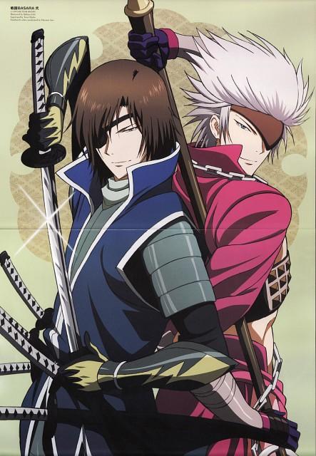 Makoto Tsuchibayashi, Capcom, Sengoku Basara, Motochika Chosokabe (Sengoku Basara), Masamune Date
