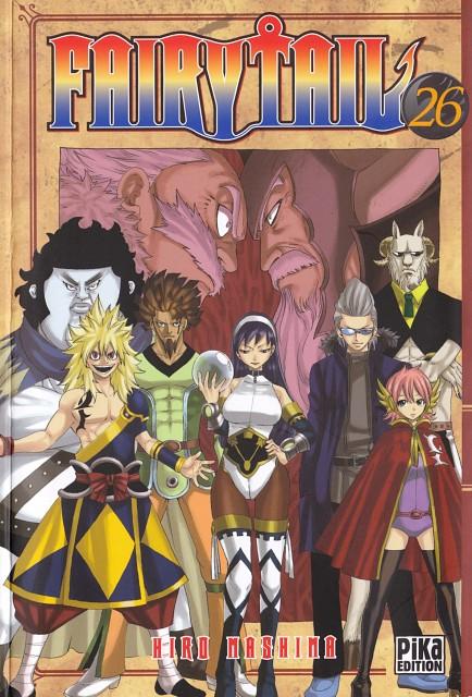 Hiro Mashima, Fairy Tail, Rustyrose, Kain Hikaru, Makarov Dreyar