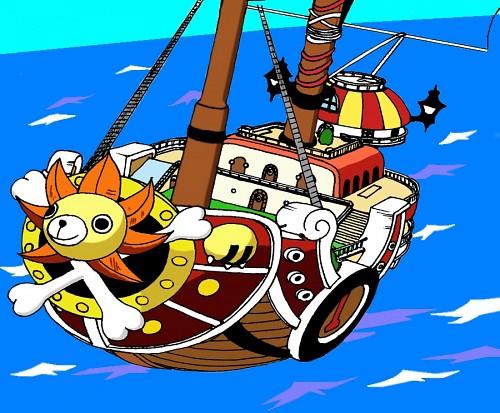 Eiichiro Oda, Toei Animation, One Piece, Thousand Sunny, Vector Art