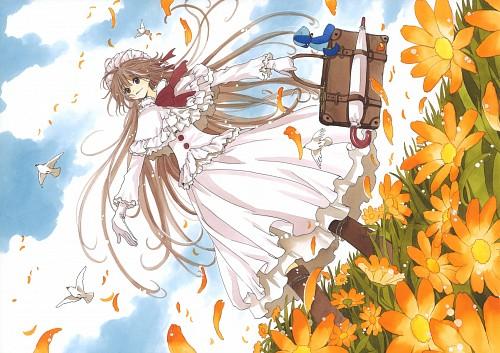 CLAMP, Kobato, Kobato. Illustration&Memories, Ioryogi, Kobato Hanato