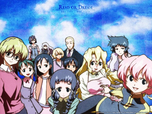 Studio Deen, Read Or Die, Anita King, Nenene Sumiregawa, Junior (Read Or Die) Wallpaper