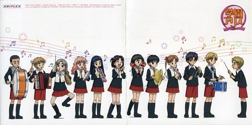 Tachibana Higuchi, Group TAC, Gakuen Alice, Mochiage, Natsume Hyuuga