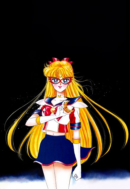 Naoko Takeuchi, Codename: Sailor V, Sailor V, Manga Cover