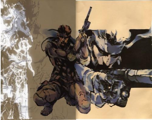 Konami, Metal Gear Solid, Solid Snake