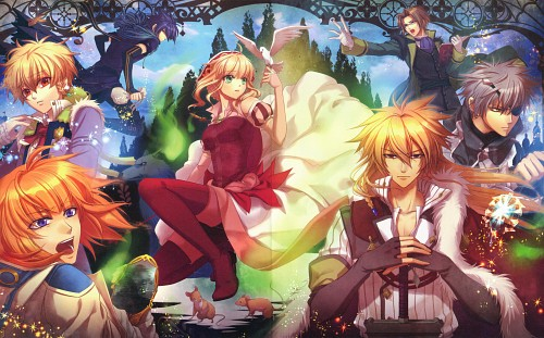 miko (Mangaka), Idea Factory, Beast Master and Prince Official Visual Artbook, Beast Master and Prince, Erik (Beast Master and Prince)