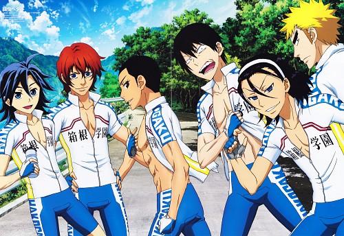 Wataru Watanabe, TMS Entertainment, Yowamushi Pedal, Jinpachi Toudou, Juichi Fukutomi