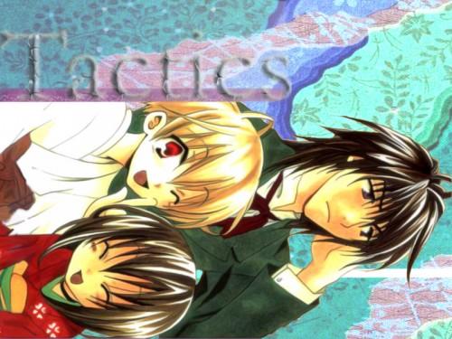 Sakura Kinoshita, Tactics, Youko (Tactics), Kantarou Ichinomiya, Haruka (Tactics) Wallpaper
