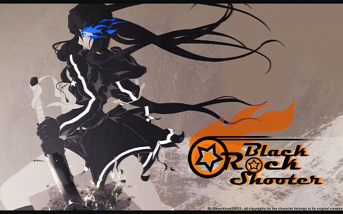 Black Rock Shooter, Black Rock Shooter (Character) Wallpaper