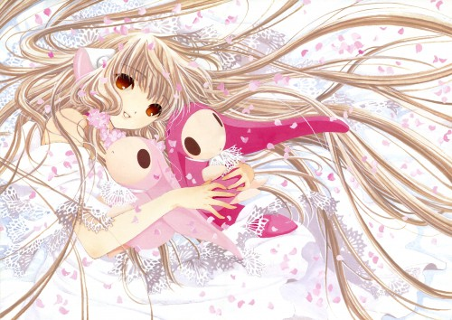 CLAMP, Chobits, Your Eyes Only, Atashi, Chii