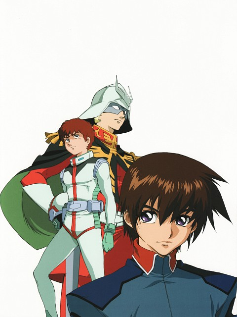 Hisashi Hirai, Sunrise (Studio), Mobile Suit Gundam - Universal Century, Mobile Suit Gundam SEED, Mobile Suit Gundam Seed & Seed Destiny Pinup Collection