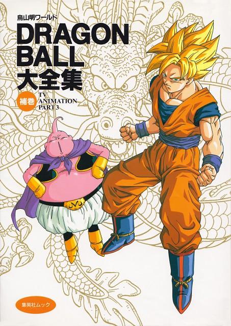 Akira Toriyama, Toei Animation, Dragon Ball, Buu, Super Saiyan Goku