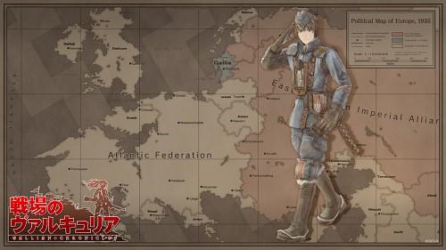 Atsuko Watanabe, Sega, A-1 Pictures, Valkyria Chronicles, Welkin Gunther