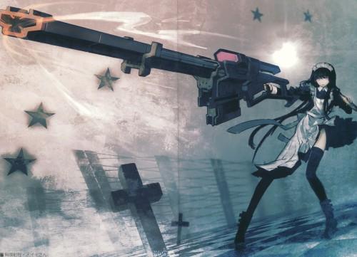 huke, Black Rock Shooter, Miss Maid Sniper