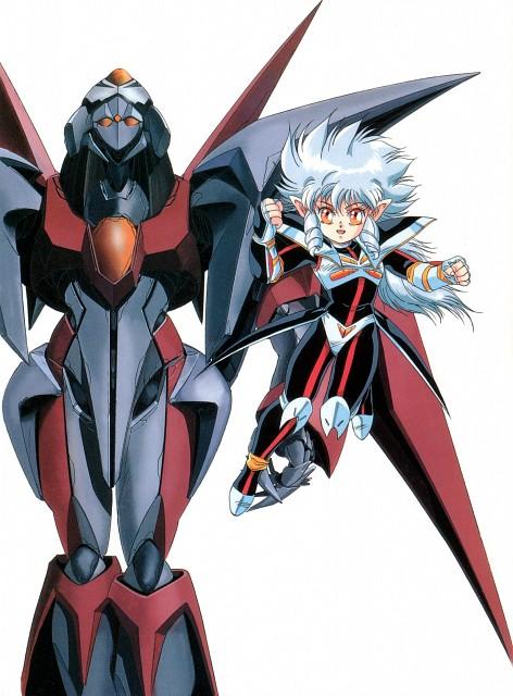 Toshihiro Hirano, Anime International Company, Iczer Three, Iczer-3